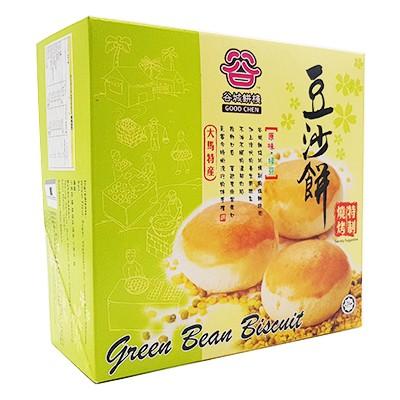 Green Bean Biscuit 豆沙饼 500g