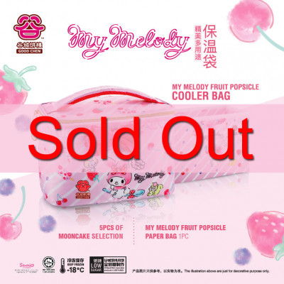 My Melody Fruit Popsicle Cooler Bag